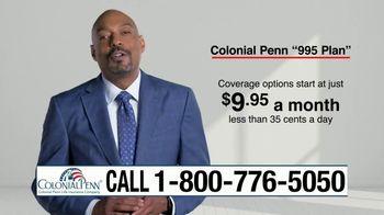 Colonial Penn TV Spot, 'The Talk' - Thumbnail 8