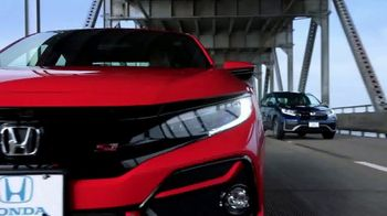 Happy Honda Days Sales Event TV Spot, 'Save 2020: Accord and Civic' [T2] - Thumbnail 2
