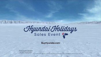Hyundai Holidays Sales Event TV Spot, 'FOX 5: Stuff a Santa Fe' [T2] - Thumbnail 7