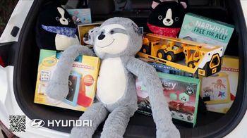 Hyundai Holidays Sales Event TV Spot, 'FOX 5: Stuff a Santa Fe' [T2] - Thumbnail 3