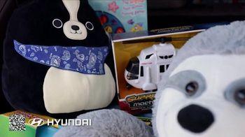 Hyundai Holidays Sales Event TV Spot, 'FOX 5: Stuff a Santa Fe' [T2] - Thumbnail 4