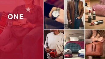 Macy's One Day Sale TV Spot, 'Holidays: Sheets, Coats and Macy's Money' - Thumbnail 1