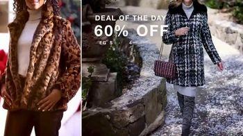 Macy's One Day Sale TV Spot, 'Holidays: Sheets, Coats and Macy's Money' - Thumbnail 5