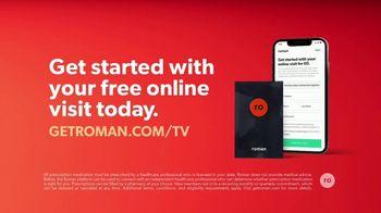 Roman TV Spot, 'Feel More Confident' - Thumbnail 10