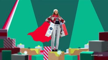 Old Navy TV Spot, 'Safest Way to Gift: 75% Off' Featuring RuPaul - 6 commercial airings