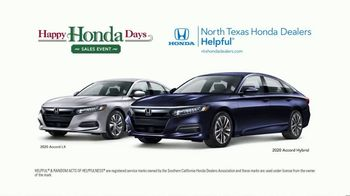 Happy Honda Days Sales Event TV Spot, 'Random Acts of Helpfulness: Twas the Night' [T2] - Thumbnail 8