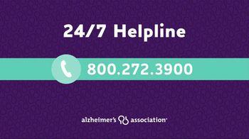 Alzheimer's Association TV Spot, 'Facing Alzheimer's: Free Helpline' - Thumbnail 7