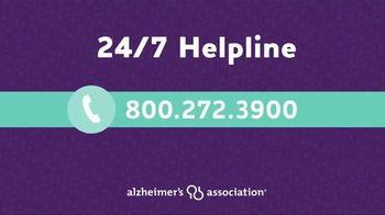 Alzheimer's Association TV Spot, 'Facing Alzheimer's: Free Helpline' - Thumbnail 2