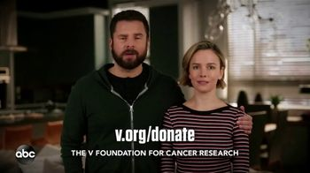 The V Foundation for Cancer Research TV Spot, 'ABC: Cancer This Year' Featuring Allison Miller