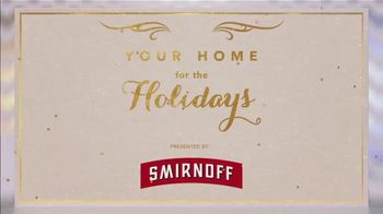 Smirnoff No. 21 Vodka TV Spot, 'Ion Television: Your Home for the Holidays' Featuring Lauren O'Quinn - Thumbnail 1