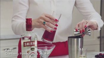 Smirnoff No. 21 Vodka TV Spot, 'Ion Television: Your Home for the Holidays' Featuring Lauren O'Quinn - Thumbnail 5