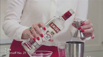 Smirnoff No. 21 Vodka TV Spot, 'Ion Television: Your Home for the Holidays' Featuring Lauren O'Quinn - Thumbnail 6