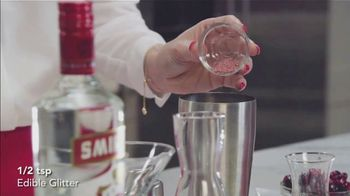 Smirnoff No. 21 Vodka TV Spot, 'Ion Television: Your Home for the Holidays' Featuring Lauren O'Quinn - Thumbnail 7