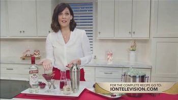 Smirnoff No. 21 Vodka TV Spot, 'Ion Television: Your Home for the Holidays' Featuring Lauren O'Quinn - Thumbnail 9