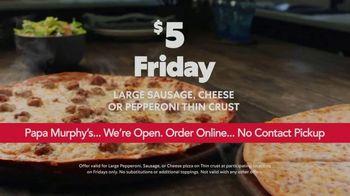 Papa Murphy's Pizza $5 Friday TV Spot, 'Fridays Should Be Fresh' - Thumbnail 7