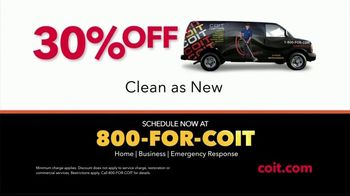 COIT TV Spot, 'Deep Clean Just About Everything: 30% Off' - Thumbnail 9