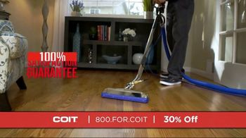 COIT TV Spot, 'Deep Clean Just About Everything: 30% Off' - Thumbnail 5
