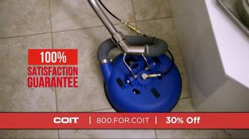 COIT TV Spot, 'Deep Clean Just About Everything: 30% Off' - Thumbnail 6