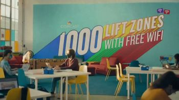 Comcast TV Spot, 'Lift Zone: More Than a Community Center'