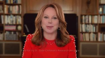 St. Jude Children's Research Hospital TV Spot, 'Thank You CME Group' Featuring Marlo Thomas - Thumbnail 9