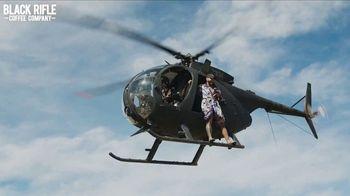 Black Rifle Coffee Company TV Spot, 'Aerial Escape'