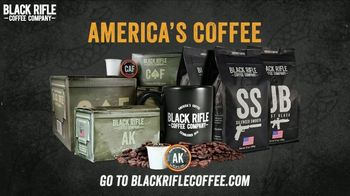 Black Rifle Coffee Company TV Spot, 'Aerial Escape' - Thumbnail 7