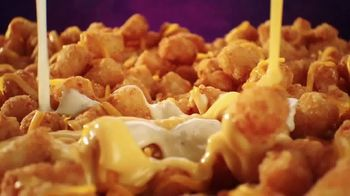 Jack in the Box Sauced & Loaded Tots TV Spot, 'Ambiente nocturno' [Spanish] - Thumbnail 5