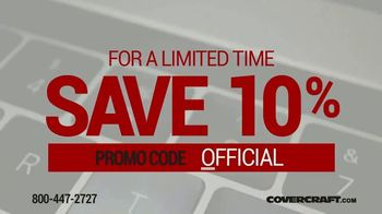 Covercraft TV Spot, 'All Shapes and Sizes: 10% Off' - Thumbnail 7