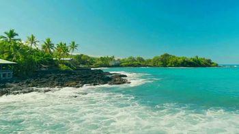 The Hawaiian Islands TV Spot, 'New Year in Paradise' Featuring Dustin Johnson - Thumbnail 2