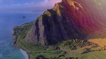 The Hawaiian Islands TV Spot, 'New Year in Paradise' Featuring Dustin Johnson - Thumbnail 8