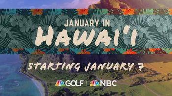 The Hawaiian Islands TV Spot, 'New Year in Paradise' Featuring Dustin Johnson - Thumbnail 9