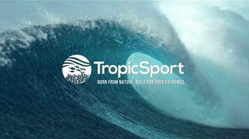 TropicSport Facial Moisturizer TV Spot, 'That's One Kind' - Thumbnail 8