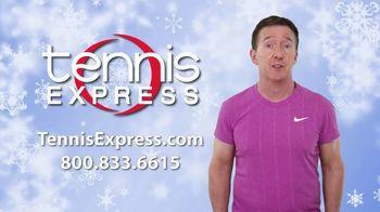Tennis Express TV Spot, 'Holidays: Free Shipping' - Thumbnail 6