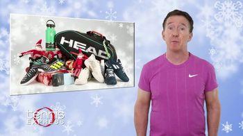 Tennis Express TV Spot, 'Holidays: Free Shipping' - Thumbnail 3