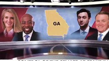 Senate Georgia Battleground Fund TV Spot, 'The Road Leads Back to You' - Thumbnail 1