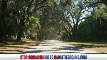 Senate Georgia Battleground Fund TV Spot, 'The Road Leads Back to You' - Thumbnail 2