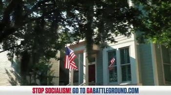Senate Georgia Battleground Fund TV Spot, 'The Road Leads Back to You' - Thumbnail 3
