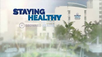 Broward Health TV Spot, 'Staying Healthy: Head and Neck Cancer - Thumbnail 10
