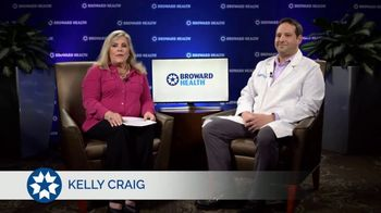 Broward Health TV Spot, 'Staying Healthy: Head and Neck Cancer - Thumbnail 2