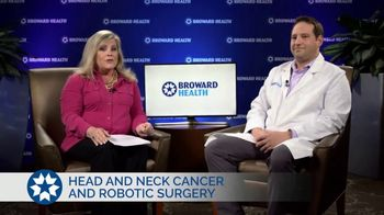 Broward Health TV Spot, 'Staying Healthy: Head and Neck Cancer - Thumbnail 3