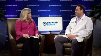 Broward Health TV Spot, 'Staying Healthy: Head and Neck Cancer - Thumbnail 6