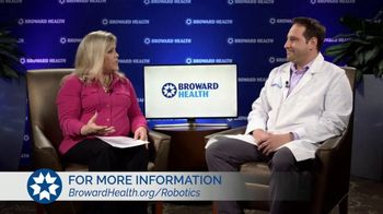 Broward Health TV Spot, 'Staying Healthy: Head and Neck Cancer - Thumbnail 8