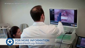 Broward Health TV Spot, 'Staying Healthy: Head and Neck Cancer - Thumbnail 9