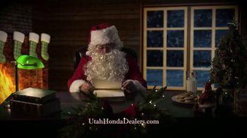 Happy Honda Days Sales Event TV Spot, 'Holidays: Problem' [T2] - Thumbnail 1