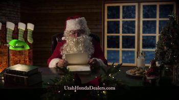 Happy Honda Days Sales Event TV Spot, 'Holidays: Problem' [T2] - Thumbnail 2