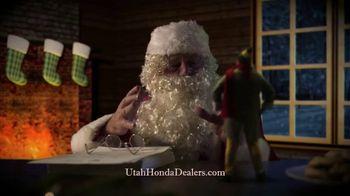 Happy Honda Days Sales Event TV Spot, 'Holidays: Problem' [T2] - Thumbnail 4
