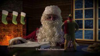 Happy Honda Days Sales Event TV Spot, 'Holidays: Problem' [T2] - Thumbnail 6