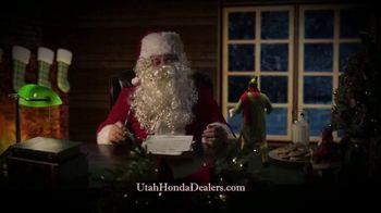 Happy Honda Days Sales Event TV Spot, 'Holidays: Problem' [T2] - Thumbnail 7