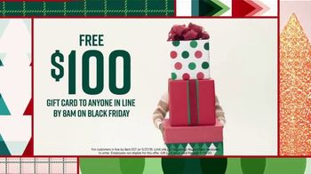 Ashley HomeStore Black Friday Sale TV Spot, 'Up to 50% Off and Doorbusters Plus Free Gift Card' - Thumbnail 5