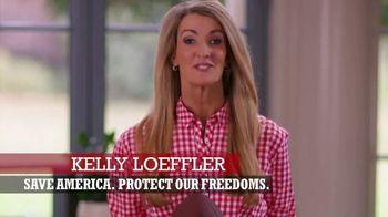 Perdue for Senate TV Spot, 'Saving America' Featuring Hershel Walker - Thumbnail 4